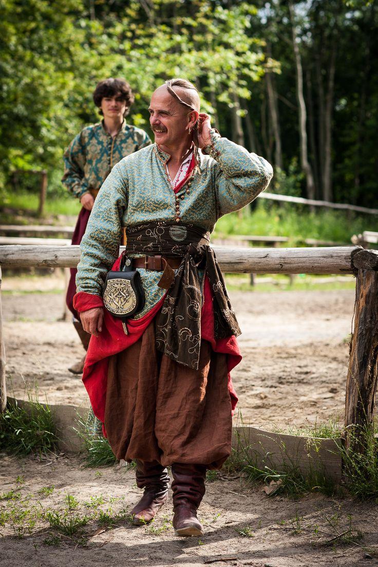 Козаки повертались з розвідки. Фото з сайту kozak.in.ua