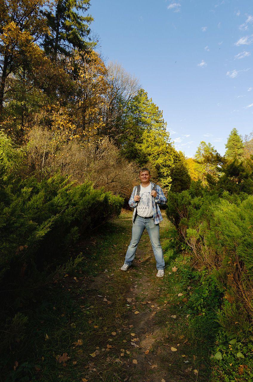 Юра Єськін - турист і ентузіаст походів із 1988 року