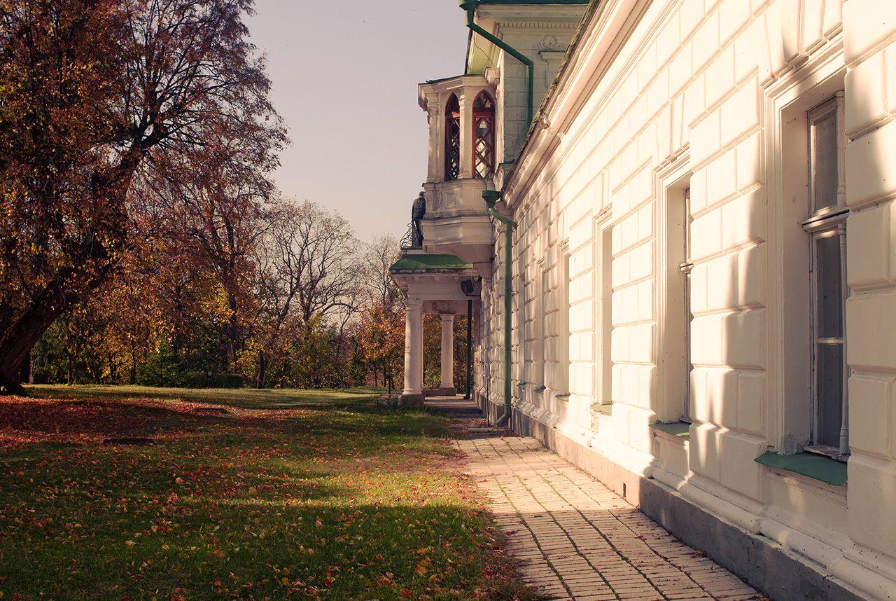 """Замок в Качанівці"" - Photo by Oleksii Marchenko"